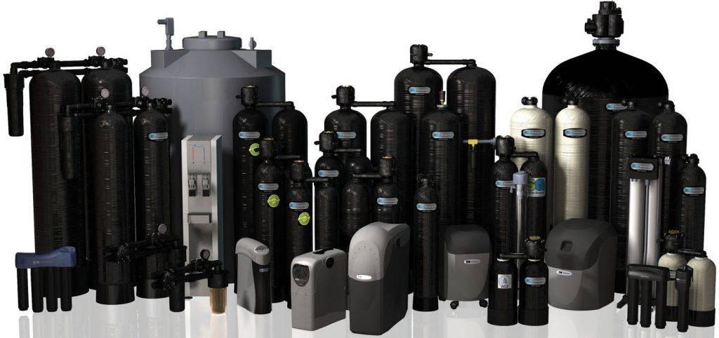 Kinetico Water Softeners Systems Clearwater Systems