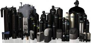 kinetico-water-softener-family