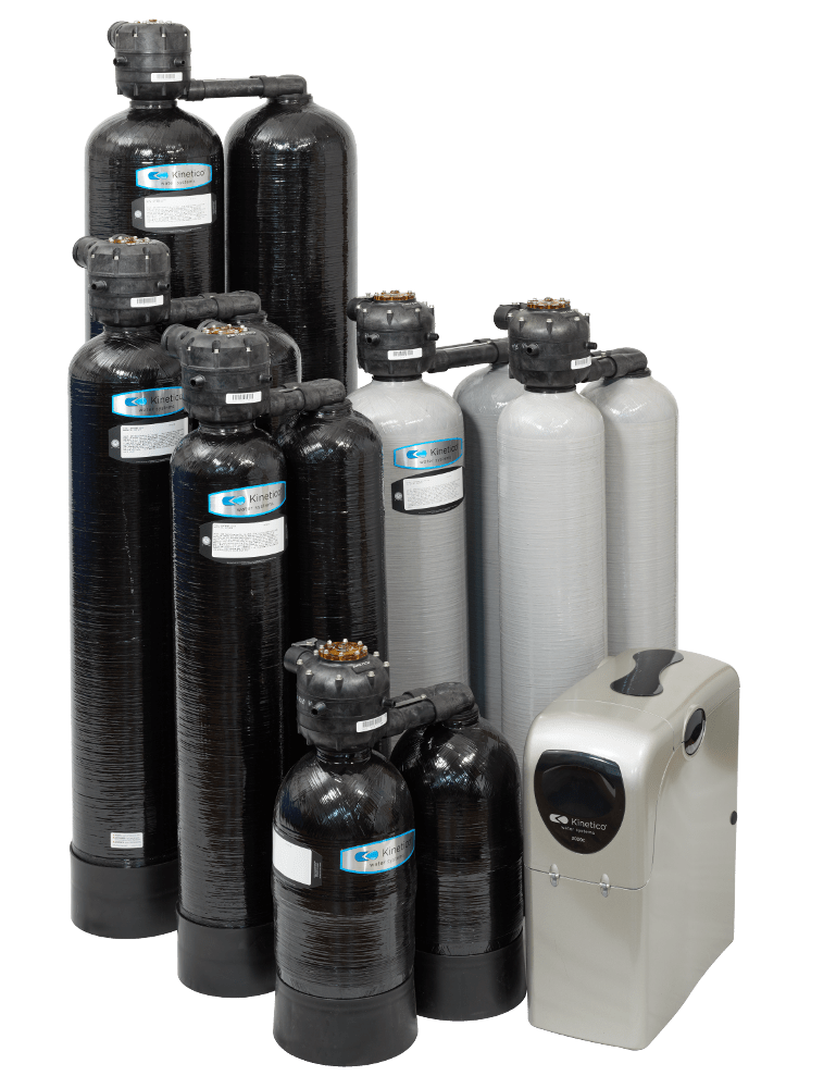 Family of Water Softeners